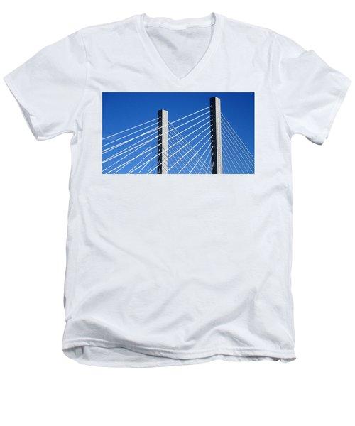 Aspire 2 Men's V-Neck T-Shirt
