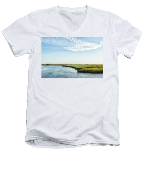 Assateague Island Men's V-Neck T-Shirt