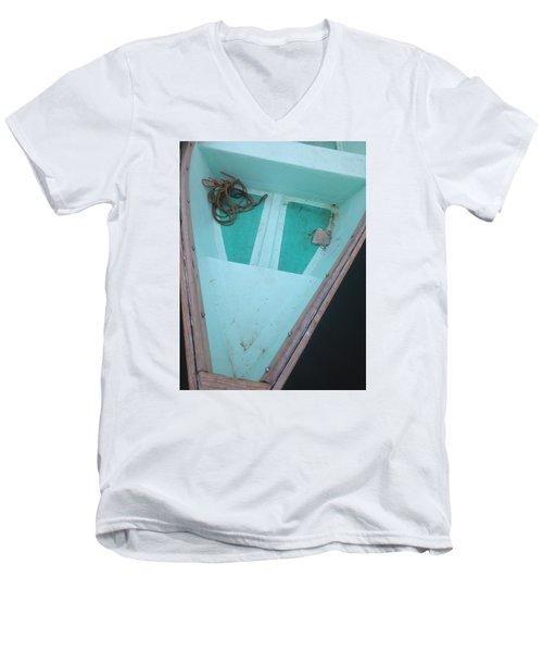 At The Dock Men's V-Neck T-Shirt
