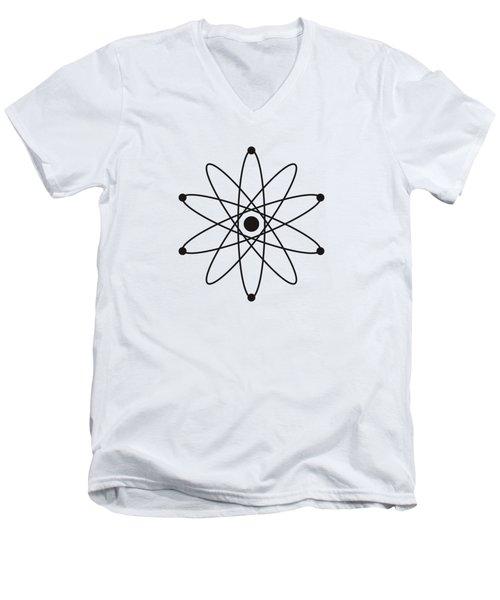 Atom Men's V-Neck T-Shirt