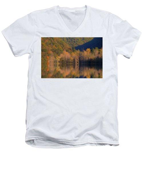 Autunno In Liguria - Autumn In Liguria 1 Men's V-Neck T-Shirt