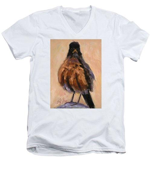 Awol Men's V-Neck T-Shirt