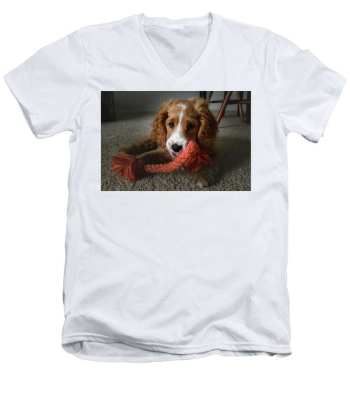 Baby Gizmo Men's V-Neck T-Shirt