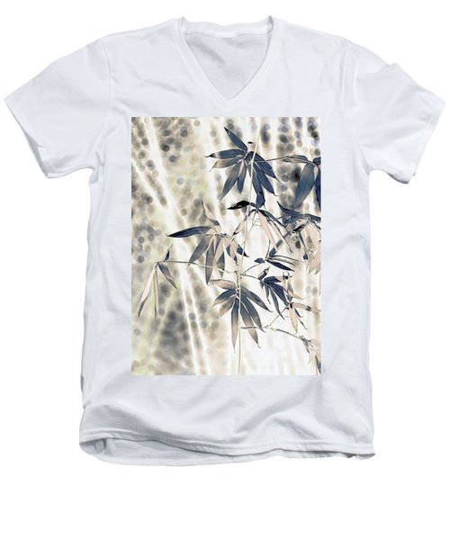 Bamboo Men's V-Neck T-Shirt