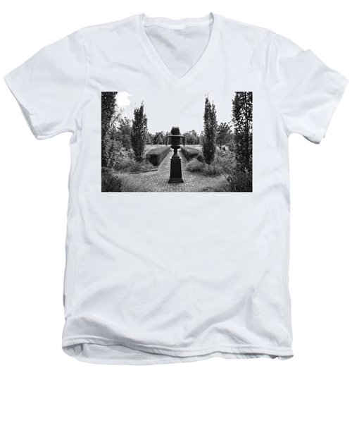 Bardstown Garden  Men's V-Neck T-Shirt
