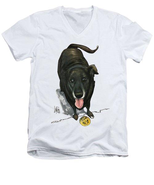 Bartlett 3021 Men's V-Neck T-Shirt