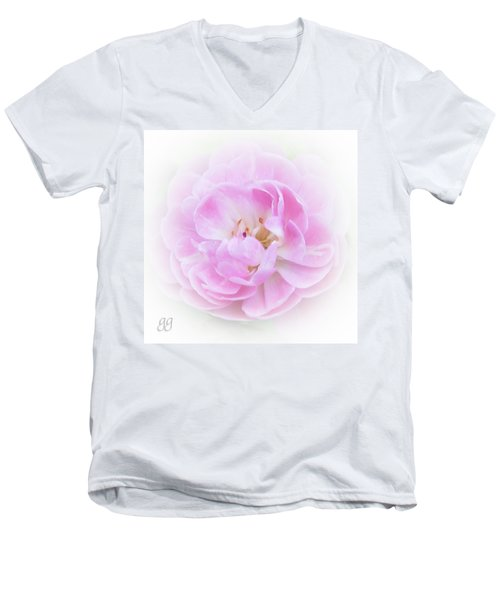 Men's V-Neck T-Shirt featuring the photograph Be A Dreamer by Geri Glavis