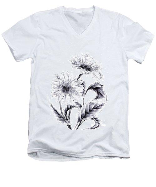Be My Sun Men's V-Neck T-Shirt