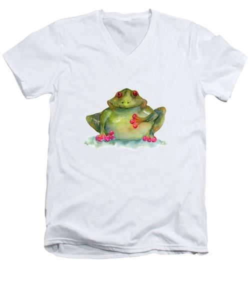 Be Still My Heart Men's V-Neck T-Shirt