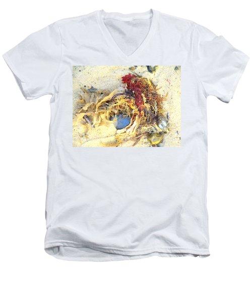 Beach Art Men's V-Neck T-Shirt