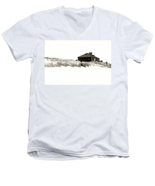 Beach House - Jersey Shore Men's V-Neck T-Shirt
