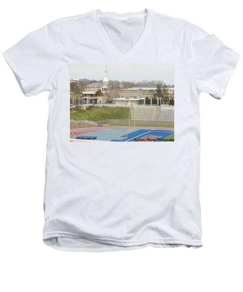 Bear Cave Men's V-Neck T-Shirt