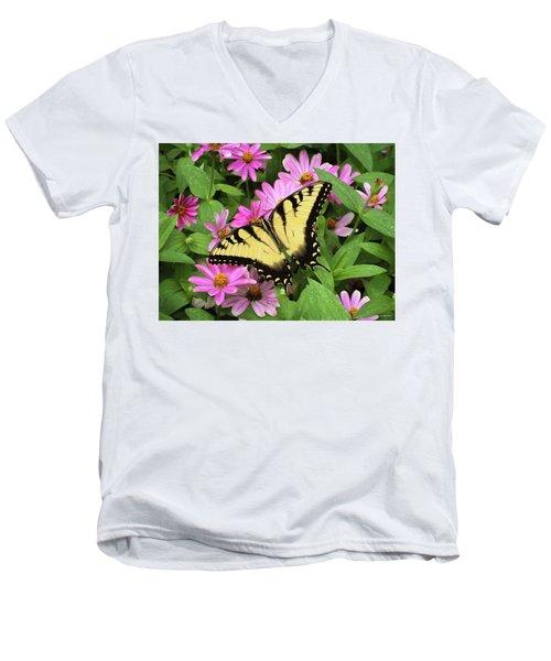 Beautiful Summer Men's V-Neck T-Shirt