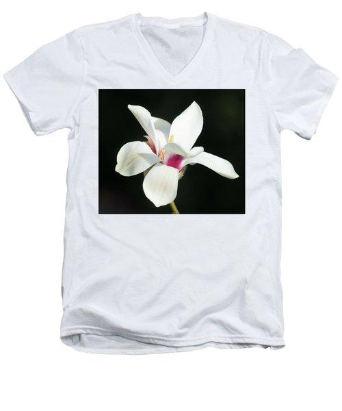 Becoming Men's V-Neck T-Shirt