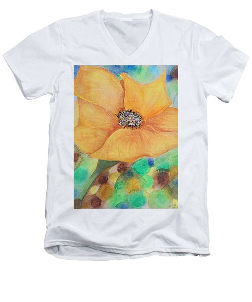 Bees Delight Men's V-Neck T-Shirt