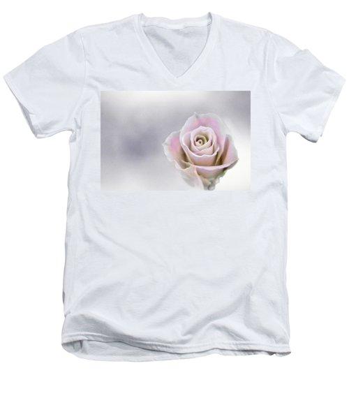 Beginning Fade Men's V-Neck T-Shirt