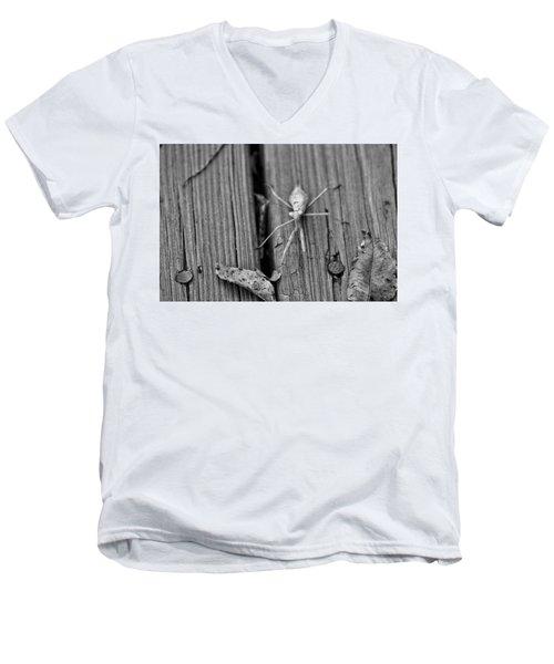 Being Judged  Men's V-Neck T-Shirt
