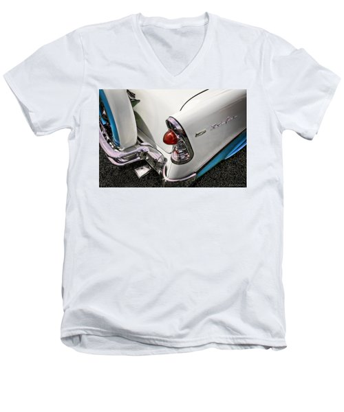 Belair  Two Men's V-Neck T-Shirt