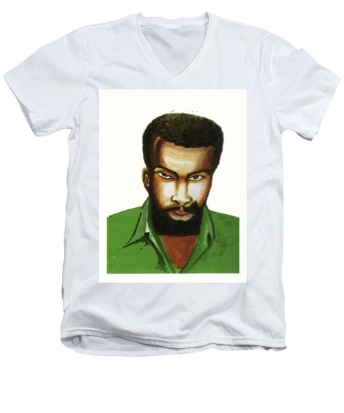 Ben Okri Men's V-Neck T-Shirt