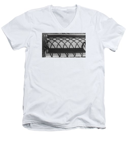 Bench Patterns Men's V-Neck T-Shirt