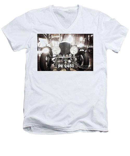 Bentley Men's V-Neck T-Shirt