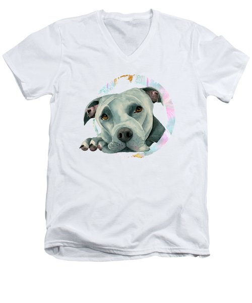 Big Ol' Head 2 Men's V-Neck T-Shirt