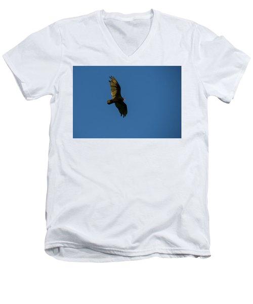 Bil-1 Men's V-Neck T-Shirt