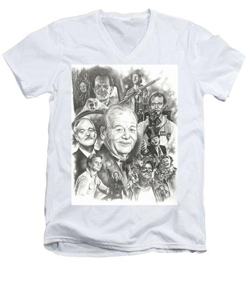 Bill Murray Men's V-Neck T-Shirt