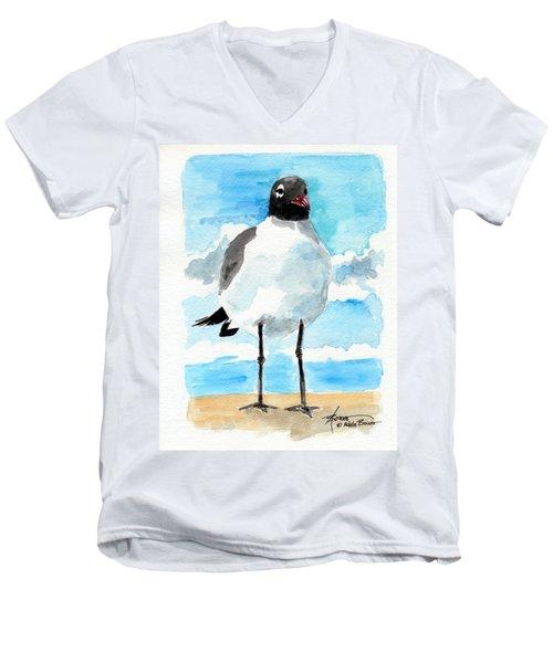 Bird Legs Men's V-Neck T-Shirt