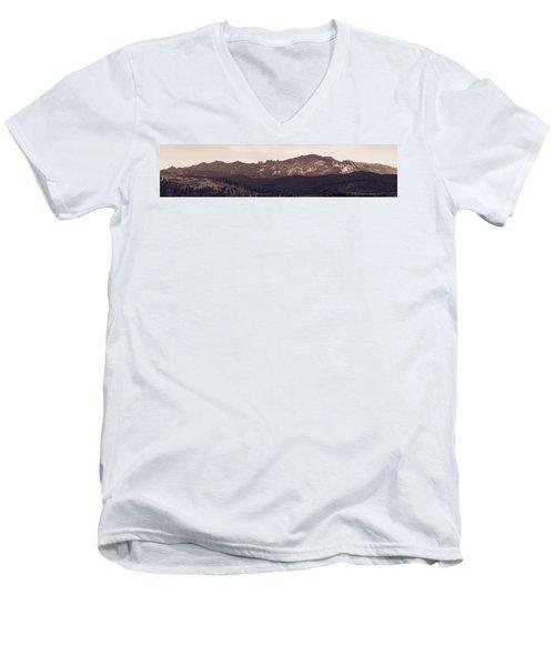Black Elk Peak Men's V-Neck T-Shirt
