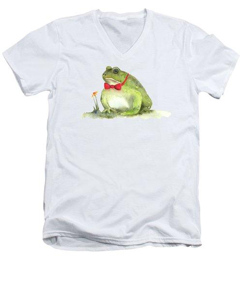 Blind Date Men's V-Neck T-Shirt