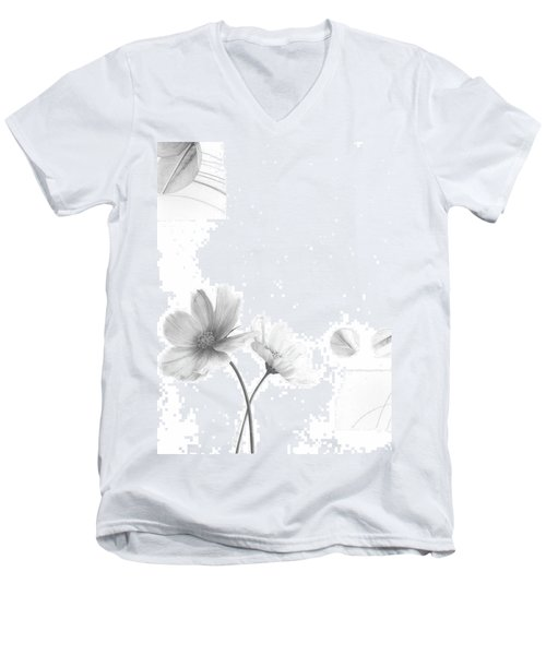 Bloom No. 2 Men's V-Neck T-Shirt