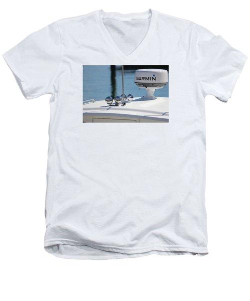 Boat Business Men's V-Neck T-Shirt