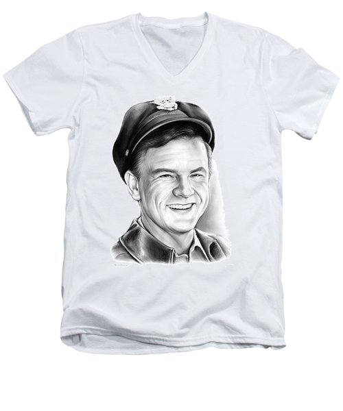 Bob Crane Men's V-Neck T-Shirt