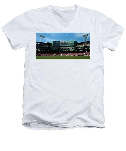 Boston's Gem Men's V-Neck T-Shirt