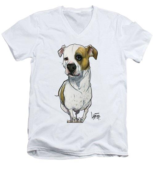 Bowie 3374 1 Men's V-Neck T-Shirt