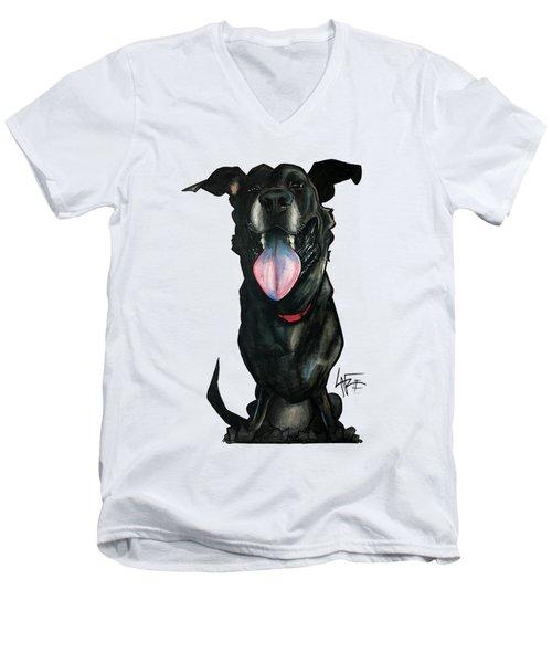 Bowie 3374 2 Men's V-Neck T-Shirt