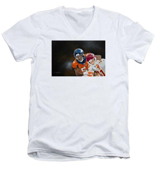 Brandon Marshall Men's V-Neck T-Shirt