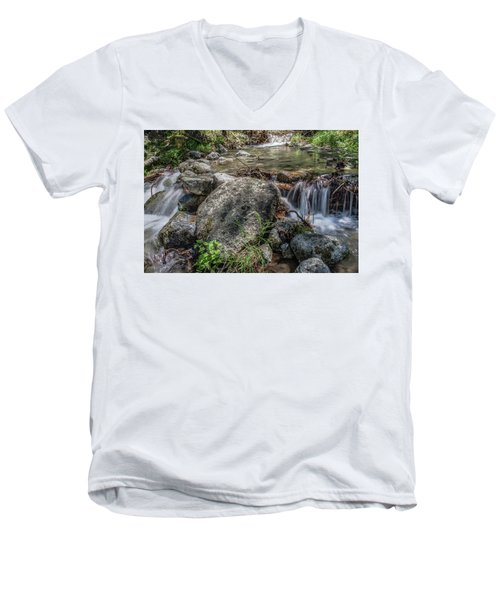 Bridalveil Creek Men's V-Neck T-Shirt