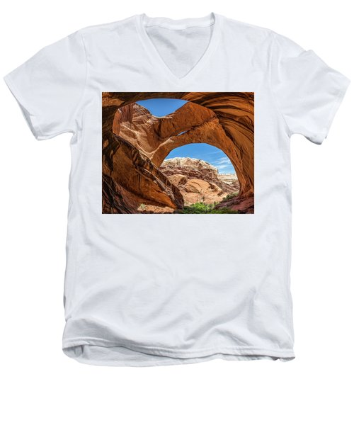 Brimhall Bridge Men's V-Neck T-Shirt