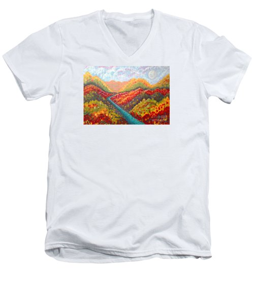 Brivant Men's V-Neck T-Shirt