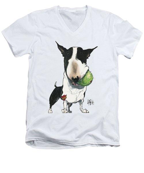 Brunk 3097 Men's V-Neck T-Shirt
