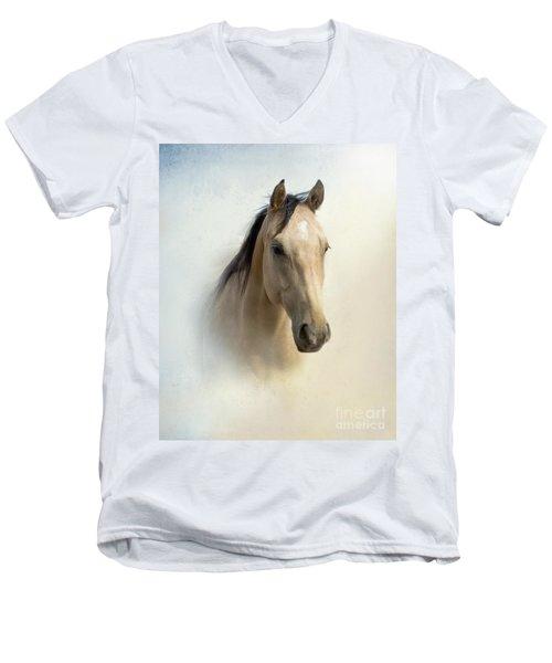 Buckskin Beauty Men's V-Neck T-Shirt
