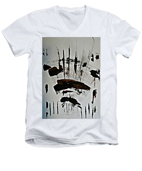 Buffalo Run Men's V-Neck T-Shirt