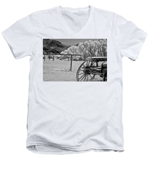 Bumpy Ride Men's V-Neck T-Shirt