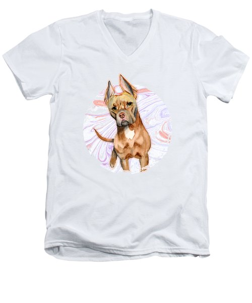 Bunny Ears 2 Men's V-Neck T-Shirt