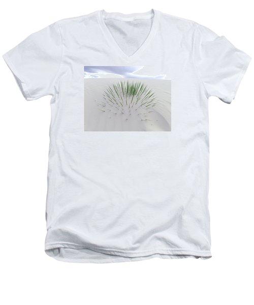 Buried Men's V-Neck T-Shirt