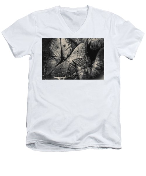 Butterfly #2056 Men's V-Neck T-Shirt