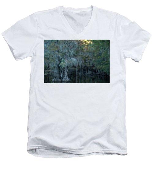Caddo Lake #2 Men's V-Neck T-Shirt