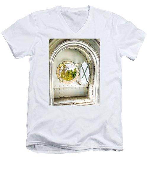 Cana View Men's V-Neck T-Shirt